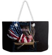 Patriotic Decor Weekender Tote Bag