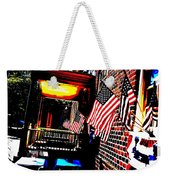 Patriotic Tavern Weekender Tote Bag