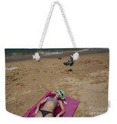 Pattaya Beach Weekender Tote Bag
