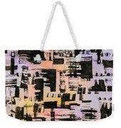 Pattern 1 Weekender Tote Bag