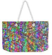 Pattern 103 Weekender Tote Bag