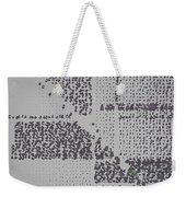 Pattern 55 Weekender Tote Bag