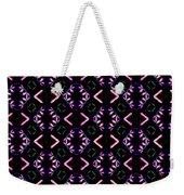 Pattern 58 Weekender Tote Bag