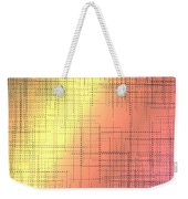 Pattern 98 Weekender Tote Bag
