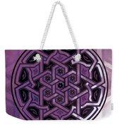 Pattern Art 0014 Weekender Tote Bag