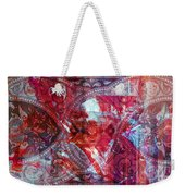 Pattern Art 015 Weekender Tote Bag