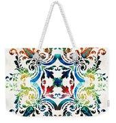 Pattern Art - Color Fusion Design 7 By Sharon Cummings Weekender Tote Bag