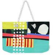 Pattern Grid #2 Weekender Tote Bag