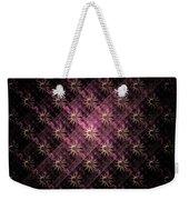 Pattern Of Stars Weekender Tote Bag