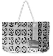Pattern Recognition Palm Springs Weekender Tote Bag