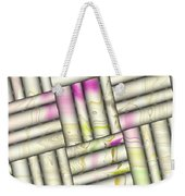 Pattern Tiles Abstract Weekender Tote Bag