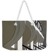 Patterned Balconies Weekender Tote Bag
