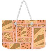 Patterns Of Finding Solace 200 Weekender Tote Bag