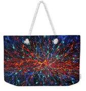 Patterns Of The Universe Weekender Tote Bag