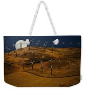 Patterson Pass Wind Farm Weekender Tote Bag