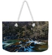 Patuxent River Trout Fisher Weekender Tote Bag
