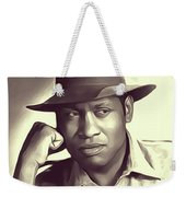 Paul Robeson, Vintage Actor And Singer Weekender Tote Bag