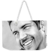 Paul Walker Weekender Tote Bag
