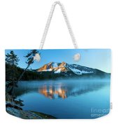 Paulina Peak In Paulina Lake Weekender Tote Bag