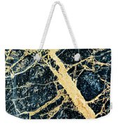 Paul's Marble Weekender Tote Bag