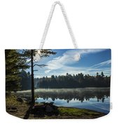 Pauper Lake Morning Weekender Tote Bag