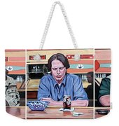 Pause For Reflection Weekender Tote Bag