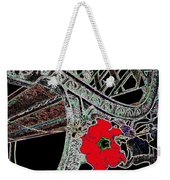 Pause To Contemplate 1 Weekender Tote Bag by Will Borden
