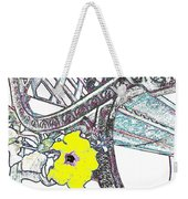 Pause To Contemplate 2 Weekender Tote Bag