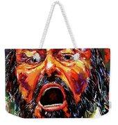 Pavarotti Weekender Tote Bag
