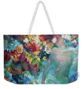 Pavetrulya - The Daughter Of The Forest King Weekender Tote Bag
