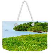 Pavilion Point Weekender Tote Bag