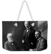 Pavlov, Anrep, Babkin Weekender Tote Bag