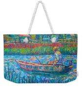 Pawleys Island Fisherman Weekender Tote Bag