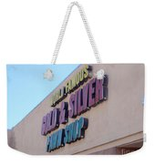 Pawn Stars Shop - Las Vegas Nevada Weekender Tote Bag