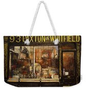 Paxton Whitfield .london Weekender Tote Bag by Tomas Castano