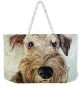 Paying Close Attention Weekender Tote Bag