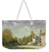 Paysage Weekender Tote Bag by Alfred Sisley
