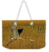 Pb296601 Great Blue Heron Weekender Tote Bag