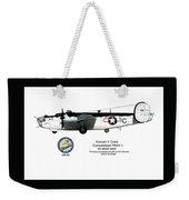 Pb4y-1 Liberator Profile Weekender Tote Bag