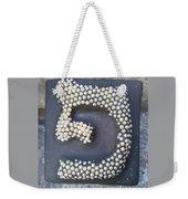 Pe, Pearls Weekender Tote Bag