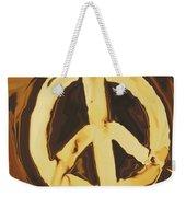 Peace 2 Weekender Tote Bag