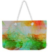 Peace And Light Weekender Tote Bag