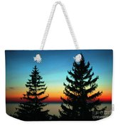 Peace And Quiet 2 Weekender Tote Bag