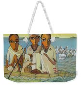Peace And Serenity Weekender Tote Bag