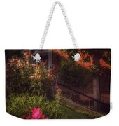 Peace Before The Storm - Roses Weekender Tote Bag
