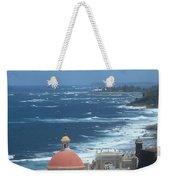 Peace By The Sea Weekender Tote Bag