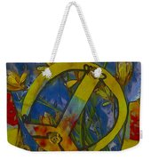 Peace In The Nature Weekender Tote Bag