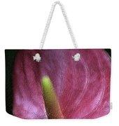 Peace-lilly-pink Weekender Tote Bag