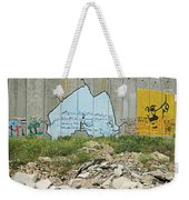 Peace Messages Weekender Tote Bag