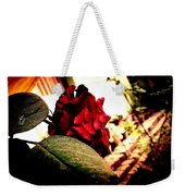 Peace Of Death Weekender Tote Bag